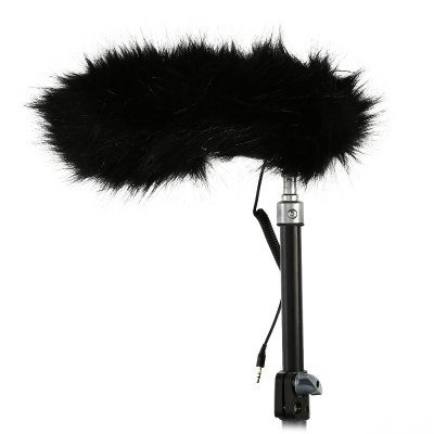 Commlite CVM V30 Camera Photography Interview Mic MicrophonePhotography Accessories<br>Commlite CVM V30 Camera Photography Interview Mic Microphone<br><br>Package weight: 0.370 kg<br>Product Size(L x W x H): 25.50 x 15.00 x 9.50 cm / 10.04 x 5.91 x 3.74 inches<br>Package Size(L x W x H): 15.00 x 9.00 x 25.00 cm / 5.91 x 3.54 x 9.84 inches<br>Package Contents: 1 x Commlite CVM V30 Microphone, 1 x Wind Muff, 1 x English User Manual