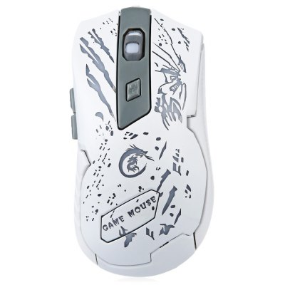 A905 Wired Optical Self-defining Gaming Mouse
