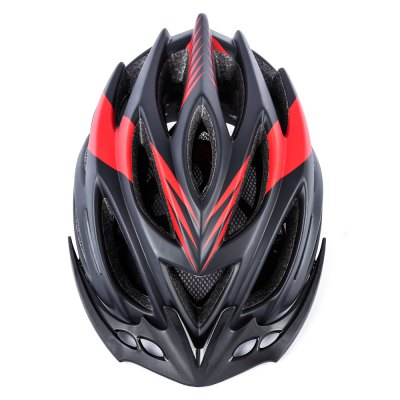 SAHOO Adult Safety Bicycle Semi-gloss Vents Helmet with VisorBike Helmets<br>SAHOO Adult Safety Bicycle Semi-gloss Vents Helmet with Visor<br><br>Age Group: (Adults) Men,(Adults) Women<br>Air Vents: &gt; 20<br>Certification: CE<br>Type: Integrally-molded Helmet<br>Product weight: 0.260 kg<br>Package weight: 0.670 kg<br>Package Size(L x W x H): 29.50 x 23.00 x 17.50 cm / 11.61 x 9.06 x 6.89 inches<br>Package Contents: 1 x Bicycle Helmet, 1 x Visor