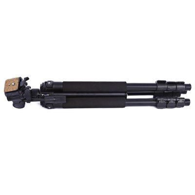 WeiFeng WF - 6663A Professional Camera TripodPhotography Accessories<br>WeiFeng WF - 6663A Professional Camera Tripod<br><br>Product weight: 1.845 kg<br>Package weight: 2.227 kg<br>Package Size(L x W x H): 63.00 x 12.00 x 12.00 cm / 24.8 x 4.72 x 4.72 inches<br>Package Contents: 1 x WeiFeng WF - 6663A Professional Camera Tripod, 1 x Carrying Bag, 2 x Screw Driver