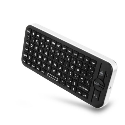 iPazzPort KP - 810 - 16BR Bluetooth QWERTY Keyboard