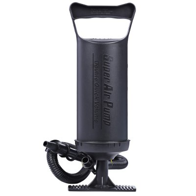 Hand Air Pump for Inflatable Mattress Boat Toy