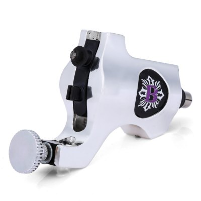 Aluminum Alloy Rotary Tattoo Motor Machine GunTattoo Machines<br>Aluminum Alloy Rotary Tattoo Motor Machine Gun<br><br>Item Type: Motor Machine<br>Material: Alluminum Alloy<br>Package Content: 1 x Tattoo Machine Gun<br>Package size (L x W x H): 10.00 x 9.50 x 3.50 cm / 3.94 x 3.74 x 1.38 inches<br>Package weight: 0.219 kg<br>Power Type: Electric<br>Product size (L x W x H): 10.50 x 6.00 x 2.50 cm / 4.13 x 2.36 x 0.98 inches<br>Product weight: 0.185 kg<br>Rotating Speed: 5000 - 8000 round / minute<br>Strat Voltage: 7 V<br>Working Voltage: 3.5 V - 5 V