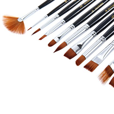 12pcs Nylon Wool Drawing Brush Pen Painting NailPainting Supplies<br>12pcs Nylon Wool Drawing Brush Pen Painting Nail<br><br>Product weight: 0.070 kg<br>Package weight: 0.100 kg<br>Product Size(L x W x H): 19.00 x 0.50 x 0.50 cm / 7.48 x 0.2 x 0.2 inches<br>Package Size(L x W x H): 30.00 x 12.50 x 1.20 cm / 11.81 x 4.92 x 0.47 inches<br>Package Contents: 12 x Drawing Brush Pen