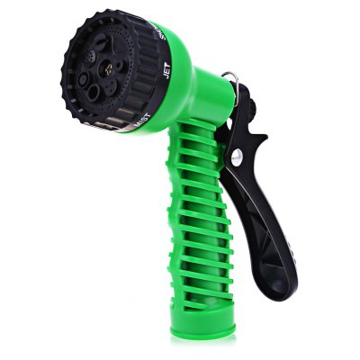Multifunction 7-pattern Plastic Watering Nozzle