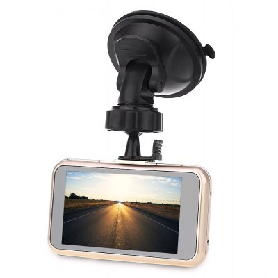 M5 Full HD 1080P Video Recorder 3 Inch LCD Camcorder 150 Degree Car DVR