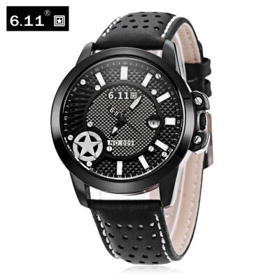 6.11 NO - 009 Male Photovoltaic Energy Quartz Watch
