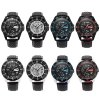 6.11 NO - 007 Male Photovoltaic Energy Quartz Watch photo