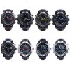 OHSEN AD1609 Men Double Movement Sports Watch deal