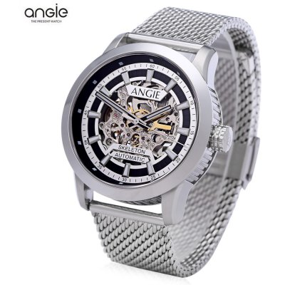 Angie ST7194 Fearless Series Male Automatic Wind Mechanical Watch