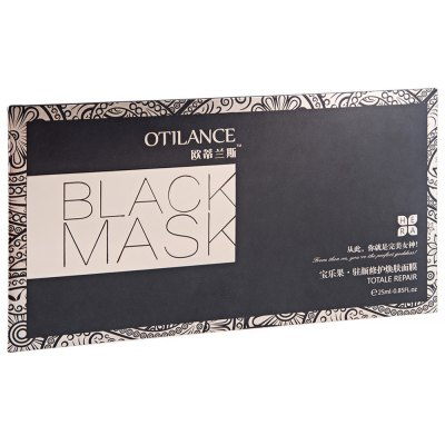 OTILANCE Antioxidation Silk Mask