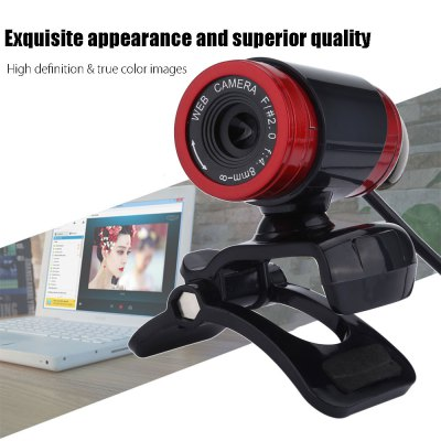A860BR 1.3 Megapixel USB Webcam Network Camera