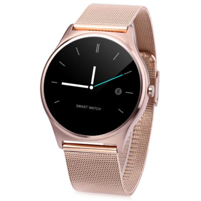 US03 Dual Bluetooth Heart Rate Monitor Smart Watch
