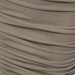 best Simple One Shoulder Long Sleeve Solid Color Bodycon Women Midi Dress
