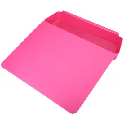 2-in-1 Creative Hard Plastic Cutting Board with Detachable Storage Box