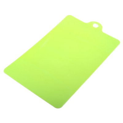 Flexible Plastic Cutting Board