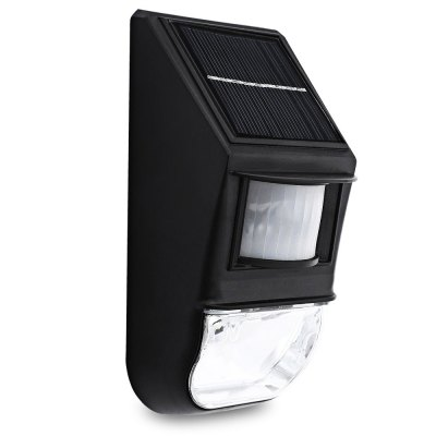 Outdoor Solar PIR Motion Wall Light