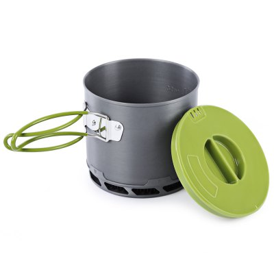 DS - 202 1 - 2 Person Outdoor Camping Cooking Pot