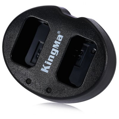 Kingma BM015 FW50 Double USB Camera Battery Charger for Sony