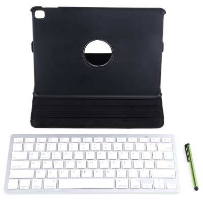 Smart Case with Bluetooth Keyboard Touch Pen for iPad Pro 9.7