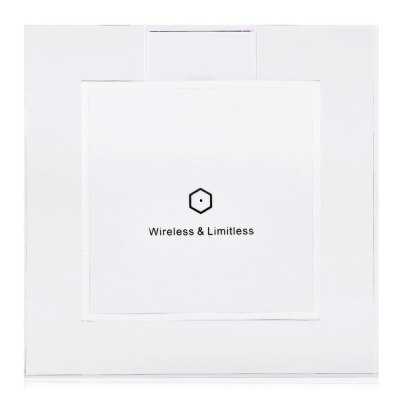 G80 Qi Transparent Border Wireless Charger