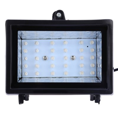 30 LEDs Solar Powered Outdoor SpotlightOutdoor Lights<br>30 LEDs Solar Powered Outdoor Spotlight<br><br>Body Material: Aluminum<br>Emitting color: Green,White,Yellow<br>Is Bulbs Included: Yes<br>Is Dimmable: No<br>Light Source: LED Bulbs<br>Protection Level: IP65<br>Style: Modern<br>Voltage: 6V<br>Wattage: 2.5W<br>Product weight: 0.768 kg<br>Package weight: 1.068 kg<br>Package Size(L x W x H): 21.50 x 18.00 x 14.00 cm / 8.46 x 7.09 x 5.51 inches<br>Package Contents: 1 x 30 LEDs Solar Powered Outdoor Spotlight, 1 x Spike, 2 x Screw, 2 x Expansion Bolt, 1 x Extension Cord, 1 x English Manual