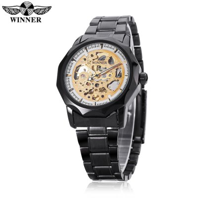 WINNER U8061 Men Auto Mechanical Watch