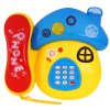 Novelty Musical Mushroom Telephone Kids Intelligent Toy photo