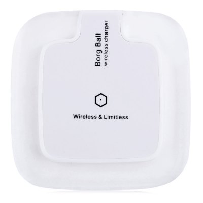 G70 Qi Transparent Border Wireless Charger