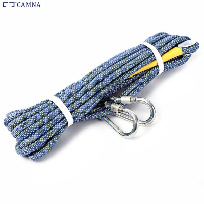 CAMNA 10M Professional Rock Climbing Safety Rope