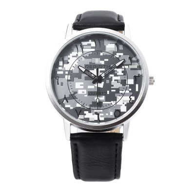 REBIRTH RE013 Unisex Quartz WatchUnisex Watches<br>REBIRTH RE013 Unisex Quartz Watch<br><br>Band Length: 7.79 inch<br>Band Material Type: Leather<br>Band Width: 18mm<br>Case Shape: Round<br>Clasp type: Pin Buckle<br>Dial Diameter: 1.60 inch<br>Dial Display: Analog<br>Dial Window Material Type: Glass<br>Gender: Men,Women<br>Movement: Quartz<br>Style: Simple<br>Product weight: 0.037 kg<br>Package weight: 0.095 kg<br>Product Size(L x W x H): 24.00 x 4.20 x 0.80 cm / 9.45 x 1.65 x 0.31 inches<br>Package Size(L x W x H): 9.00 x 8.00 x 5.50 cm / 3.54 x 3.15 x 2.17 inches<br>Package Contents: 1 x REBIRTH RE013 Unisex Quartz Watch