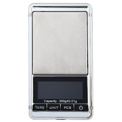 Portable LCD Screen 300g Jewelry Digital Scale