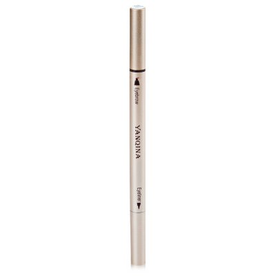 Double Waterproof Sweat Proof Liquid Eyebrow Eyeliner