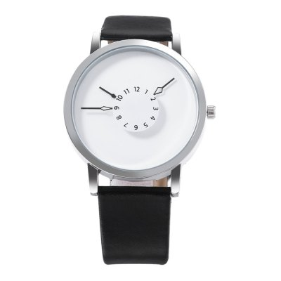 Fashion Unisex Quartz WatchUnisex Watches<br>Fashion Unisex Quartz Watch<br><br>Band Length: 7.99 inch<br>Band Material Type: Leather<br>Band Width: 18mm<br>Case material: Alloy<br>Case Shape: Round<br>Clasp type: Pin Buckle<br>Dial Diameter: 1.59 inch<br>Dial Display: Analog<br>Dial Window Material Type: Glass<br>Gender: Men,Women<br>Movement: Quartz<br>Style: Simple<br>Product weight: 0.032 kg<br>Package weight: 0.091 kg<br>Product Size(L x W x H): 24.50 x 4.20 x 0.80 cm / 9.65 x 1.65 x 0.31 inches<br>Package Size(L x W x H): 9.00 x 8.00 x 5.50 cm / 3.54 x 3.15 x 2.17 inches<br>Package Contents: 1 x Unisex Quartz Watch