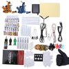 Solong Complete Tattoo Kit 29 Inks Power Supply Machine Guns
