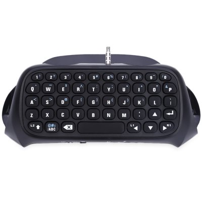 DOBE TP4 - 008 Wireless Bluetooth Keyboard for PS4