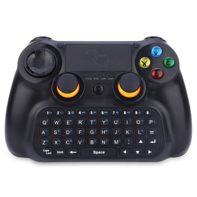 DOBE TI - 501  3 in 1 Wireless Multifunctional ControllerGame Controllers<br>DOBE TI - 501  3 in 1 Wireless Multifunctional Controller<br><br>Model Number: TI - 501<br>Product weight: 0.160 kg<br>Package weight: 0.299 kg<br>Product Size(L x W x H): 16.00 x 10.50 x 4.00 cm / 6.3 x 4.13 x 1.57 inches<br>Package Size(L x W x H): 18.00 x 14.00 x 6.20 cm / 7.09 x 5.51 x 2.44 inches<br>Package Contents: 1 x Multifunctional Game Controller, 1 x USB Receiver, 1 x OTG Cable, 1 x Extended USB Cable, 1 x Bilingual User Manual in English and Chinese