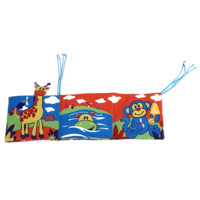 Babies Early Education Cloth Book / Toys