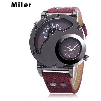 Miler A8305 Men Quartz Watch