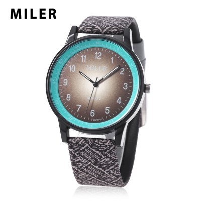 Miler A8297 Male Quartz Watch
