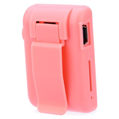 Mirror Surface Storage Portable Music MP3 Player