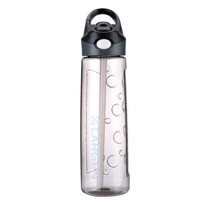 CARGEN 87006M 750ML Multifunctional PC Straw Water Bottle Tea Water CupWater Cup &amp; Bottle<br>CARGEN 87006M 750ML Multifunctional PC Straw Water Bottle Tea Water Cup<br><br>Anti-corrosion Coating: Not Equipped<br>Applicable People: Adults,Children<br>Boiling Water: Applicable<br>Capacity: 0.75L<br>Feature: Eco-friendly<br>Material: Plastic<br>Outdoor Activity: Bicycle Cross-country,Camp,Climbing,Hiking,Self-driving Travel,Tour<br>Shape: With Lid<br>Style: Outdoor,Sport<br>Water Bottle Type: Plastic Water Bottle/Space Cup<br>Water Flowing Method: Straw Type<br>Product weight: 0.197 kg<br>Package weight: 0.282 kg<br>Package Size(L x W x H): 10.50 x 8.00 x 29.00 cm / 4.13 x 3.15 x 11.42 inches<br>Package Contents: 1 x CARGEN 87006M 750ML Water Bottle