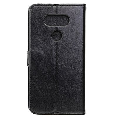 Tomkas PU Leather Cover Case for LG G5