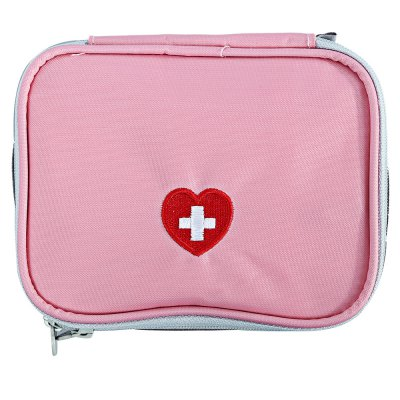 Outdoor First Aid Emergency Survival Medicine Pouch