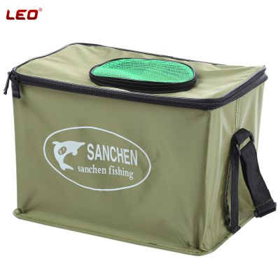 LEO Folding Water Bag Box Bucket Tank