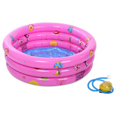 Baby Inflatable Swimming Paddling Pool