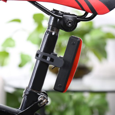 Bike Safety Taillight USB Rechargeable Flash