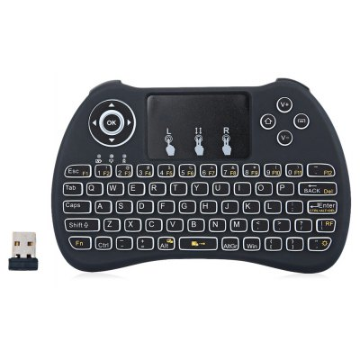 H9 QWERTY Keyboard Touchpad