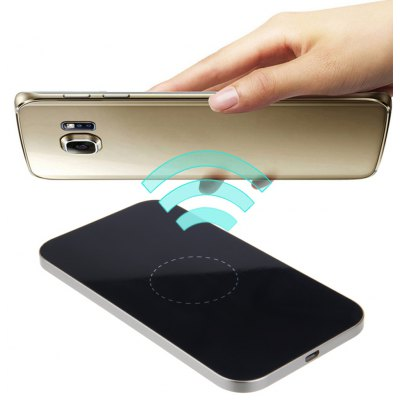 G1 Qi Wireless Charging Pad Oblong Charger