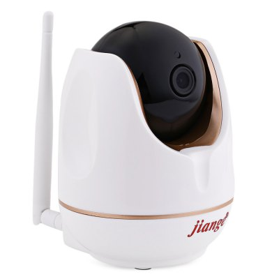 jiange SJG W9A 720P Night Vision IP Indoor CameraIP Cameras<br>jiange SJG W9A 720P Night Vision IP Indoor Camera<br><br>Product weight: 0.279 kg<br>Package weight: 0.582 kg<br>Product Size(L x W x H): 9.00 x 9.00 x 12.50 cm / 3.54 x 3.54 x 4.92 inches<br>Package Size(L x W x H): 17.00 x 10.00 x 17.00 cm / 6.69 x 3.94 x 6.69 inches<br>Package Contents: 1 x IP Camera, 1 x English User Manual, 1 x Power Adapter, 1 x Bracket, 2 x Screw, 2 x Expansion Bolt